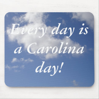 Carolina Blue Sky Mousepad