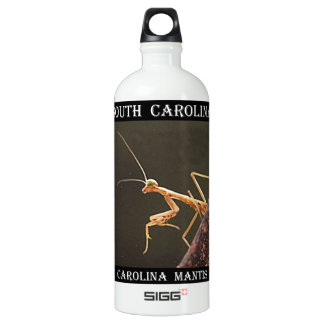 Carolina Mantis Water Bottle