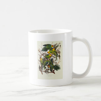 Carolina Parrot - John James Audubon (1827-1838) Coffee Mug