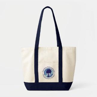Carolina Prep Canvas Tote Bag