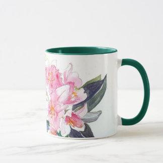 Carolina Rhododendron Mug