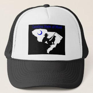 carolina state of mind (2), Carolina State of Mind Trucker Hat