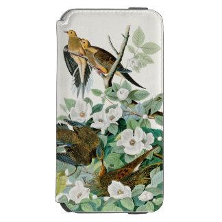 Carolina Turtle Dove, Birds of America by John Jam Incipio Watson™ iPhone 6 Wallet Case