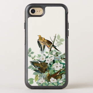 Carolina Turtle Dove, Birds of America by John Jam OtterBox Symmetry iPhone 8/7 Case