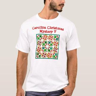 carolinachristmasbig, Carolina ChristmasMystery V T-Shirt
