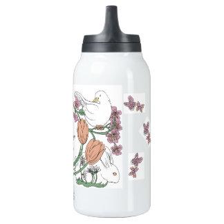 Caroline Bosker Flask, Spring Collection Insulated Water Bottle