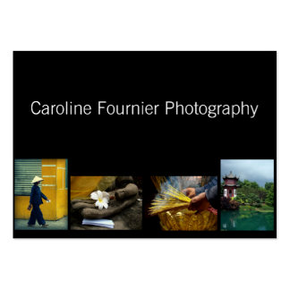 Caroline Fournier Photography Business Card Template