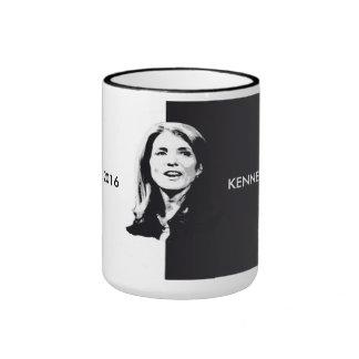 Caroline Kennedy 2016 Ringer Mug