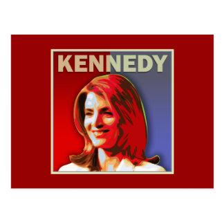 Caroline Kennedy for U.S. Senate Postcard