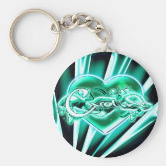 Caroline Key Ring