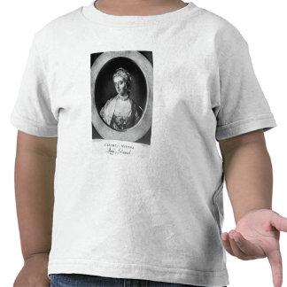 Caroline Matilda, Queen of Denmark and Norway T-shirt