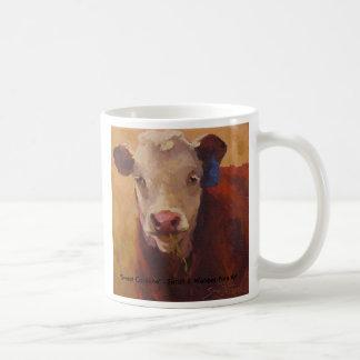 """caroline, """"Sweet Caroline"""" - Sarah J. Webber Fi... Coffee Mug"""