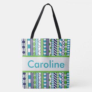Caroline's Personalized Tote