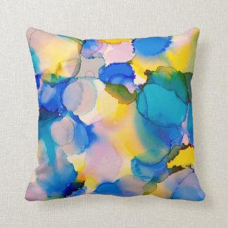 Carolyn Joe Art Throw Pillow