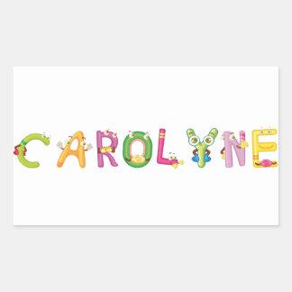 Carolyne Sticker