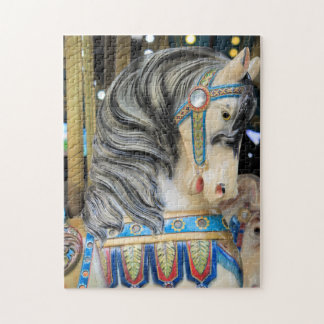 Carousal Horse 1 Jigsaw Puzzle