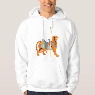 Carousel Animal Tiger Hoodie