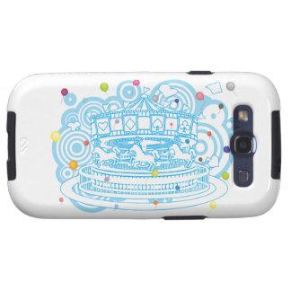 Carousel Galaxy S3 Case