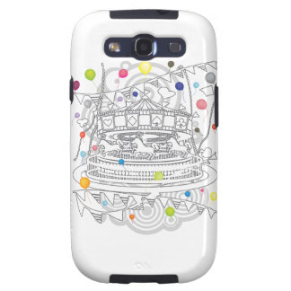 Carousel Galaxy S3 Cases
