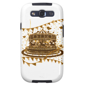 Carousel Galaxy S3 Covers