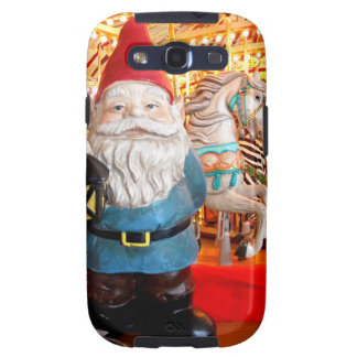 Carousel Gnome Samsung Galaxy SIII Cases