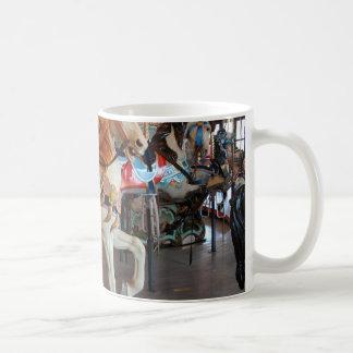 Carousel Horse,2 Coffee Mug