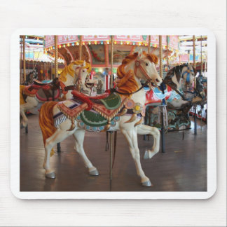 Carousel Horse,2 Mouse Pad