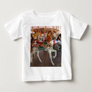 Carousel Horse,2 Tshirts