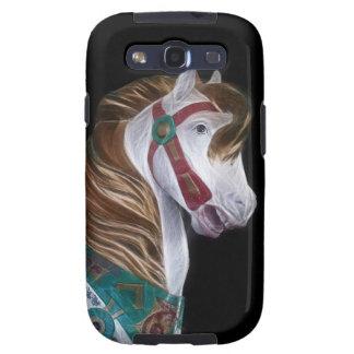Carousel horse head galaxy s3 case