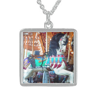 Carousel Horse Necklaces