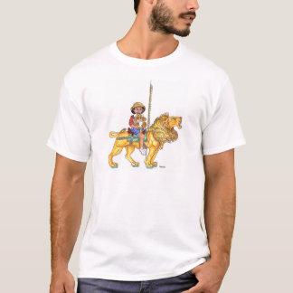 Carousel Lion T-Shirt