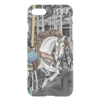 Carousel Merry Go Round iPhone 7 Case