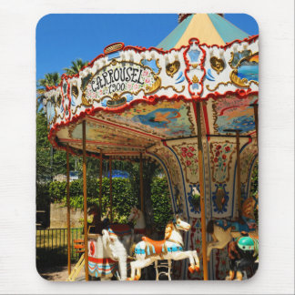 Carousel Mouse Pad