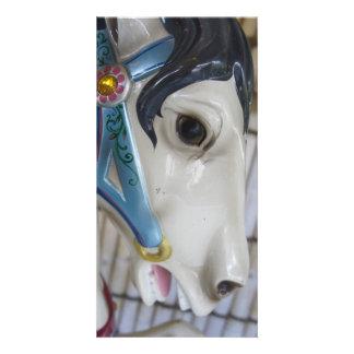 Carousel Custom Photo Card
