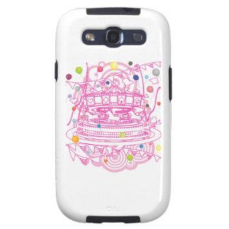 Carousel Samsung Galaxy S3 Case