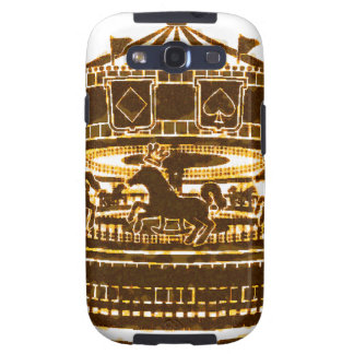 Carousel Samsung Galaxy SIII Case