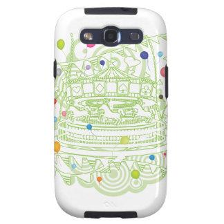 Carousel Samsung Galaxy SIII Cover
