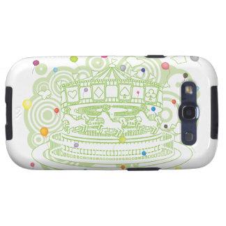 Carousel Samsung Galaxy SIII Covers