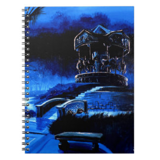 Carousel - Solace Park Notebook
