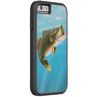Carp Bass Fishing Tough Xtreme iPhone 6 Case