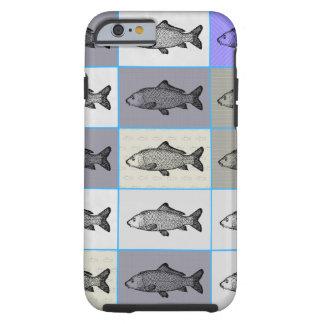 """""""Carp Carp Carp"""" iphone case"""