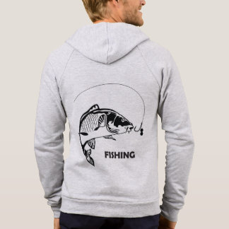 carp fishing hoody