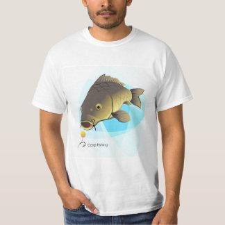 carp fishing tshirt