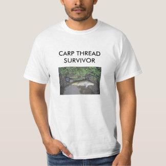 Carp Thread Survivor T-Shirt