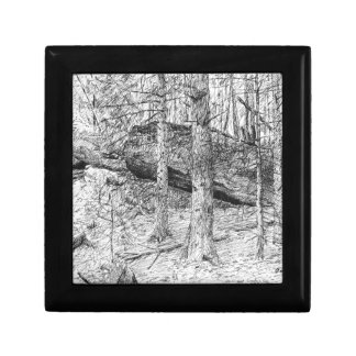Carpathian Forest Graphic Gift Box