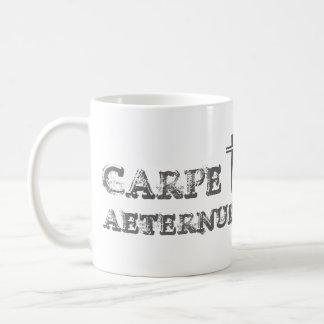 Carpe Aeternum Mug