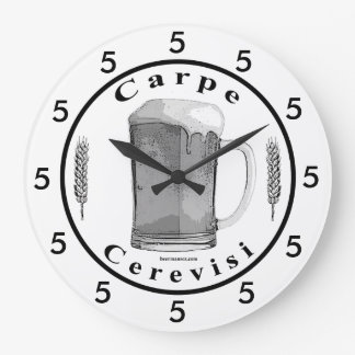 Carpe Cerevisi Always 5 Clock