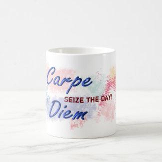 Carpe Diem - Coffee mug