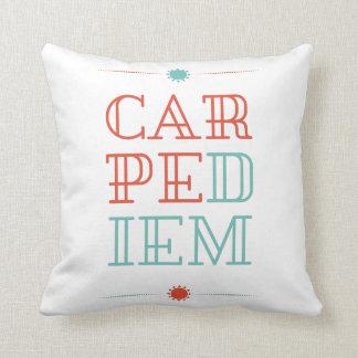 Carpe Diem Cushion