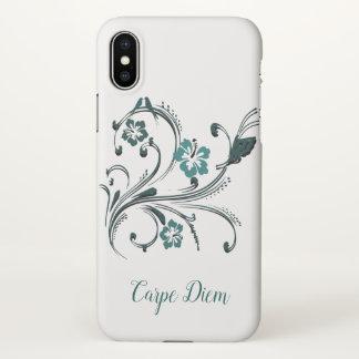 Carpe Diem iPhone X Case